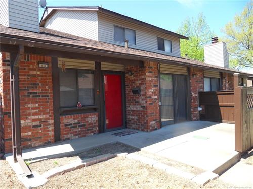 Photo of 11112 E 13th Street #29-2C, Tulsa, OK 74128 (MLS # 1913049)