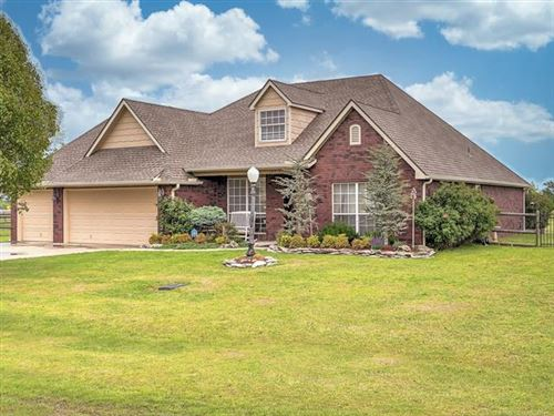 Photo of 14815 N 60th East Avenue, Collinsville, OK 74021 (MLS # 2015051)