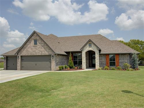 Photo of 7145 E 137th Place N, Collinsville, OK 74021 (MLS # 2125061)