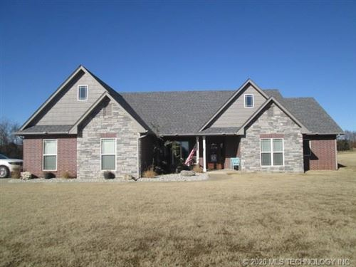 Photo of 1454 Manor Court, Fort Gibson, OK 74434 (MLS # 2002071)