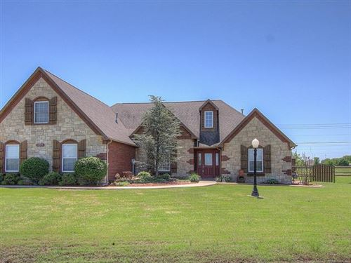 Photo of 5836 E 147th Street North, Collinsville, OK 74021 (MLS # 2005079)