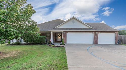 Photo of 14252 S 221st East Avenue, Coweta, OK 74429 (MLS # 1932080)