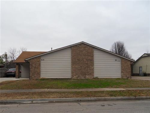 Photo of 8107 N 117th East Avenue, Owasso, OK 74055 (MLS # 2003087)