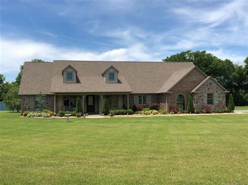 Photo of 1539 N County Line, Fort Gibson, OK 74434 (MLS # 2019099)