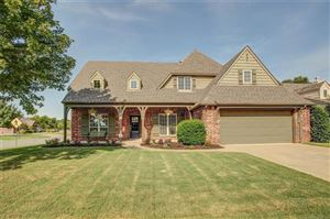 Photo of 4724 S 176th East Avenue, Tulsa, OK 74134 (MLS # 1931103)