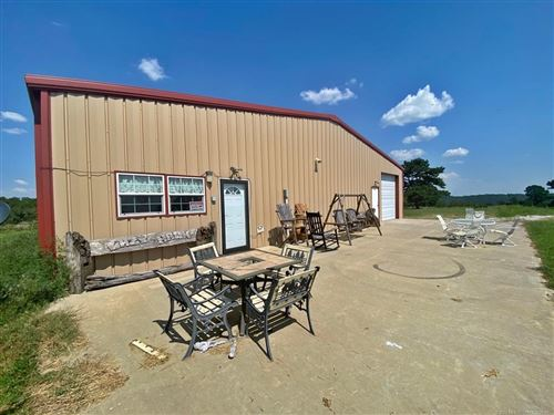 Photo of 14195 Pumpkin Hollow Road, Tahlequah, OK 74464 (MLS # 2031108)