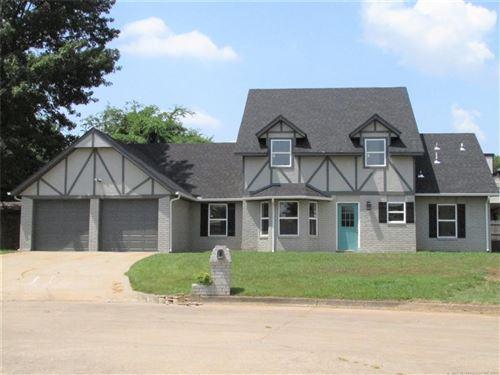 Photo of 6 Gawf Place, Muskogee, OK 74403 (MLS # 2125115)