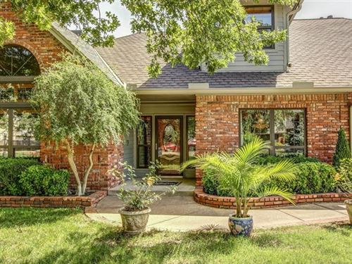 Photo of 10205 S Kingston Avenue, Tulsa, OK 74137 (MLS # 2018123)