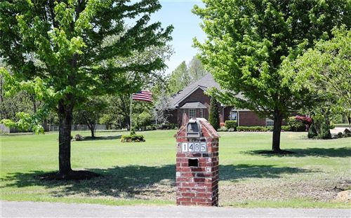 Photo of 1485 Deer Run Drive, Fort Gibson, OK 74434 (MLS # 1917128)