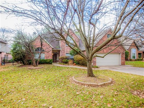 Photo of 4614 E 93rd Place, Tulsa, OK 74137 (MLS # 2043140)