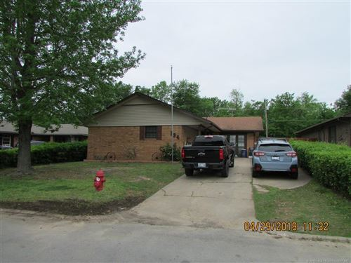Photo of 134 Birch Drive, Mannford, OK 74044 (MLS # 1916143)