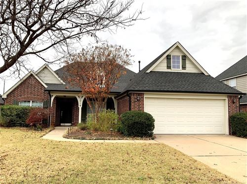 Photo of 11716 S Willow Street, Jenks, OK 74037 (MLS # 2042146)