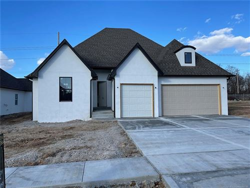 Photo of 3802 W Tucson Place, Broken Arrow, OK 74011 (MLS # 2101149)