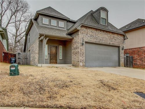 Photo of 11205 S Birch Street, Jenks, OK 74037 (MLS # 2102150)