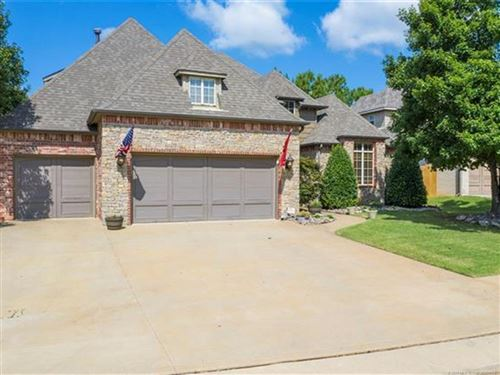 Photo of 10522 S 86th East Place, Bixby, OK 74133 (MLS # 2028151)