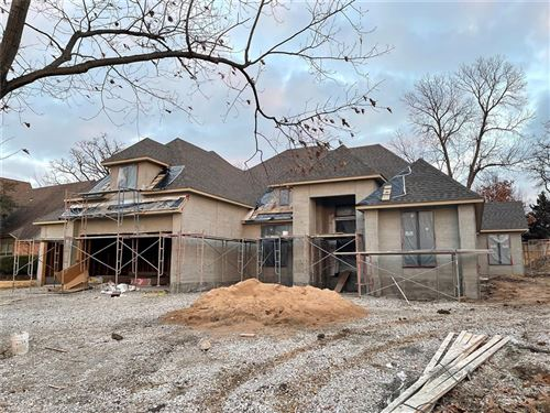 Photo of 6929 S Delaware Place, Tulsa, OK 74136 (MLS # 2101155)