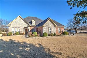 Photo of 1482 Deer Run Drive, Fort Gibson, OK 74434 (MLS # 1939172)