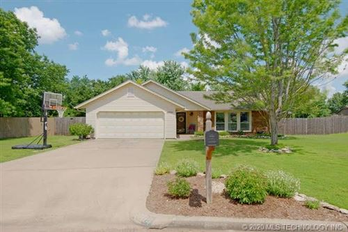 Photo of 8809 S 75th East Avenue, Tulsa, OK 74133 (MLS # 2019175)