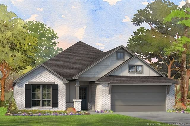 Photo for 13346 S 93rd East Avenue, Bixby, OK 74008 (MLS # 2018180)