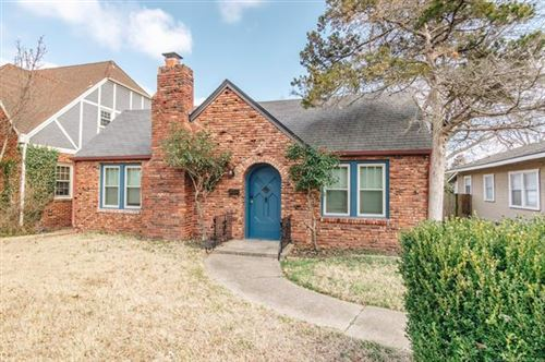 Photo of 1215 S College Avenue, Tulsa, OK 74104 (MLS # 2006187)