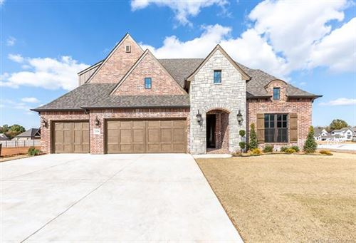 Photo of 2228 W Decatur Street, Broken Arrow, OK 74011 (MLS # 1943189)