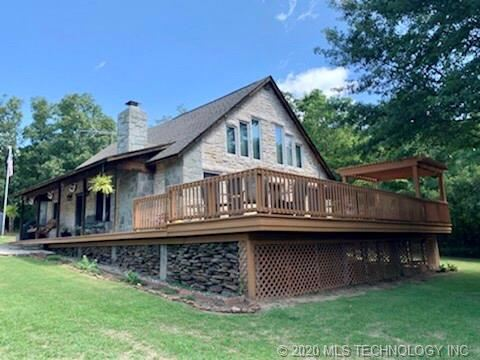 Photo of 7436 W Rocky Top Road, Fort Gibson, OK 74434 (MLS # 2028195)