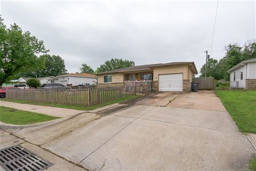 Photo of 10602 E 4th Place, Tulsa, OK 74128 (MLS # 1919205)