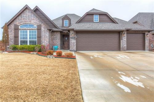 Photo of 3619 S 13th Place, Broken Arrow, OK 74011 (MLS # 2003210)