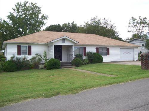 Photo of 516 Garden Road, Tahlequah, OK 74464 (MLS # 2014224)