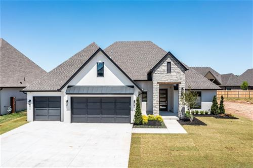 Photo of 5425 E 124th Place S, Bixby, OK 74008 (MLS # 2101240)