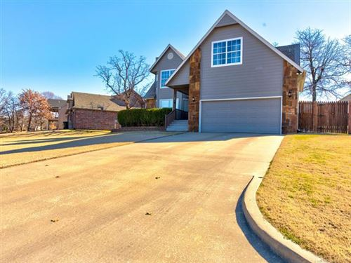 Photo of 128 Deer Drive, Mannford, OK 74044 (MLS # 2006242)