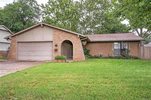 Photo of 909 N Holly Street, Jenks, OK 74037 (MLS # 2025265)