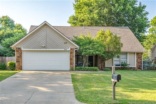 Photo of 8929 E 76th Street, Tulsa, OK 74133 (MLS # 2015267)