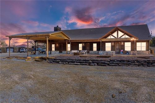 Photo of 50993 S 142nd Road, Drumright, OK 74030 (MLS # 2110270)