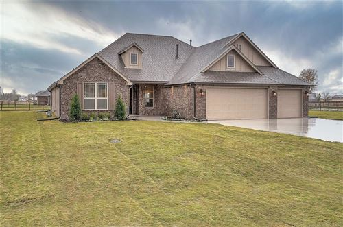 Photo of 14262 N 72nd Avenue, Collinsville, OK 74021 (MLS # 2111270)