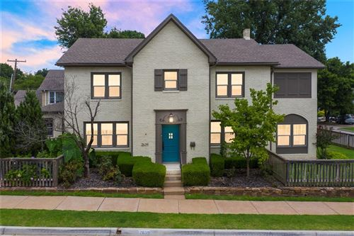 Photo of 2639 S Cincinnati Avenue, Tulsa, OK 74114 (MLS # 2028271)