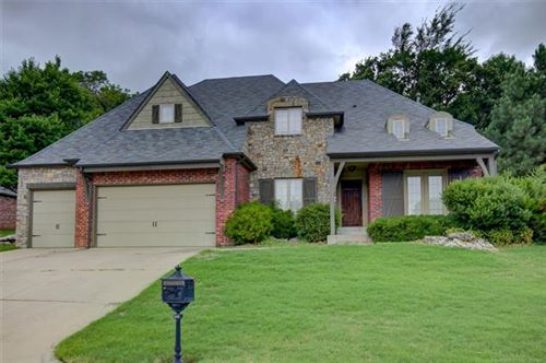 Photo of 12506 S 13th Place, Jenks, OK 74037 (MLS # 2023277)