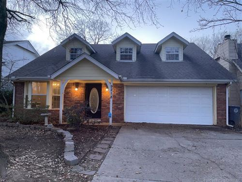 Photo of 9218 S Lakewood Avenue, Tulsa, OK 74137 (MLS # 2039281)
