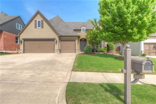 Photo of 13908 S 27th Street, Bixby, OK 74008 (MLS # 1917283)
