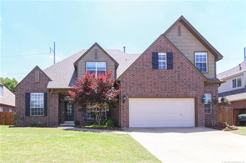 Photo of 8610 E 110th Court, Bixby, OK 74133 (MLS # 2019290)