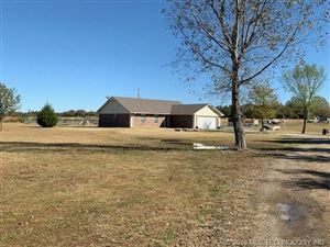 Photo of 415807 Hwy 266, Council Hill, OK 74428 (MLS # 1938300)