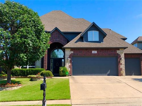 Photo of 2107 W 120th Street, Jenks, OK 74037 (MLS # 2025301)