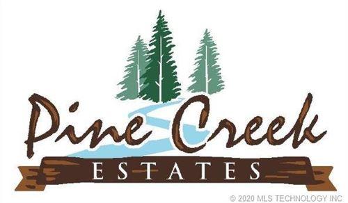 Photo of 2 Pine Creek Road, Vian, OK 74962 (MLS # 2036301)