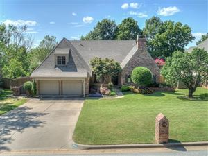 Photo of 8916 S College Place, Tulsa, OK 74137 (MLS # 1917305)
