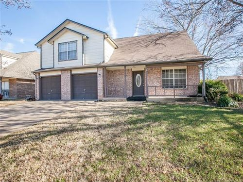 Photo of 7805 N 128th Avenue, Owasso, OK 74055 (MLS # 1942306)