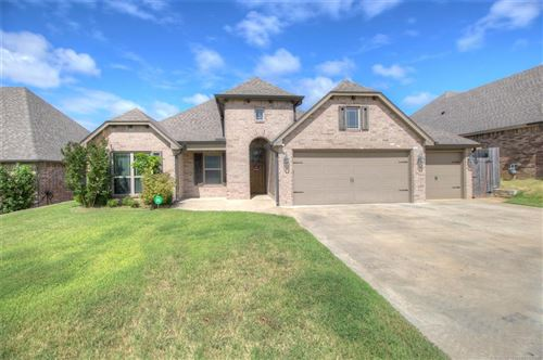 Photo of 8422 N 77th East Avenue, Owasso, OK 74055 (MLS # 1925312)