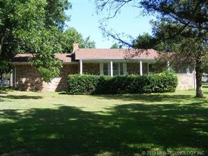Photo of 1102 Cemetery Road, Fort Gibson, OK 74434 (MLS # 1926336)