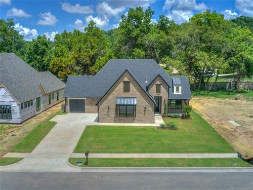 Photo of 3739 E 115th Place, Tulsa, OK 74137 (MLS # 2027349)