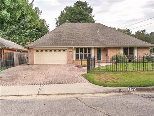 Photo of 5423 S Xanthus Avenue, Tulsa, OK 74105 (MLS # 2028353)