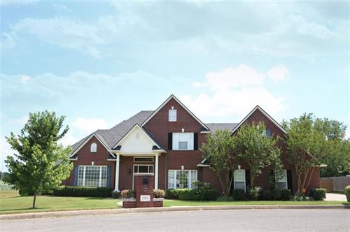 Photo of 1411 Sterling Court, Fort Gibson, OK 74434 (MLS # 2021355)